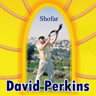 David Perkins Blowing Shofar